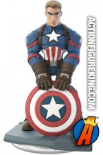 Disney Infinity 3.0 Captain America Battlegrounds playset.