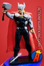 MARVEL Avengers Assemble THOR PVC figure with fan and candy from Frankford.