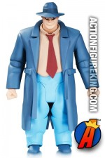 The New BATMAN Adventures HARVEY BULLOCK six-inch scale action figure.