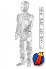 Variant Clear Invisible Man 3.75-inch retro action figure from ReAction.