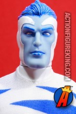 Hasbro 9-inch scale Superman Blue action figure.