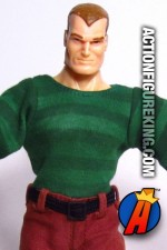 Mego-style 9-inch scale Marvel Signature Series Sandman figure from Hasbro.