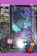 Batman Returns illustrated 300-Piece jigsaw puzzle from Golden.