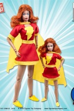 DC COMICS SIXTH-SCALE MARY MARVEL MEGO Style ACTION FIGURE