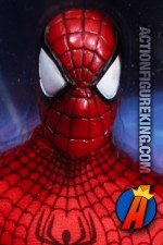 Mego-style Spider-Man Origins Marvel Signature Series figure from Hasbro.