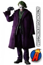 Sixth-Scale BATMAN: THE DARK KNIGHT JOKER RAH action figure from MEDICOM.