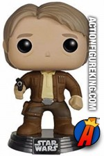 FUNKO POP! STAR WARS HAN SOLO Vinyl Bobblehead Figure Number 79.