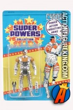 Kenner Super Powers Collection Cyborg action figure.