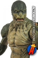 Marvel Select 7-inch scale Amazing Spider-Man Lizard movie figure.