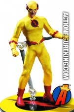MEZCO One:12 Collective DC Comics REVERSE FLASH Action Figure.