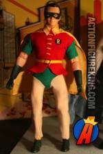 DC COMICS Custom Nine-Inch Scale ROBIN Action Figure.
