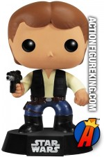 FUNKO POP! STAR WARS Episode V HAN SOLO Vinyl Figure No. 3.