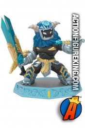 2016 MASTER WILD STORM gamepiece from Skylanders Imaginators by Activision.