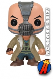 Funko Pop Heroes Dark Knight Rises Bane figure.