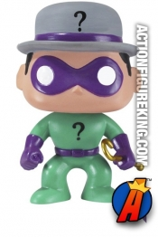 Funko Pop Heroes Riddler figure.