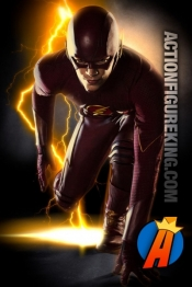 DC Comics' The Flash Full Costume/Suit First Look from the upcoming CW Series.