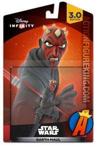 STAR WARS Disney Infinity 3.0 Darth Maul figure.