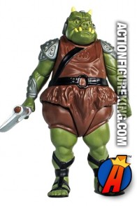 STAR WARS Jumbo Sixth-Scale Gamorrean Guard Action Figure from Gentle Giant.