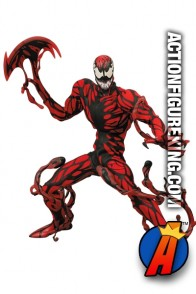 Sixth-scale Real Action Heroes CARNAGE from MEDICOM.