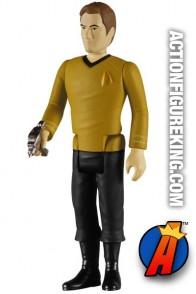 Star Trek Captain Kirk action figure from Funko's ReAction line.