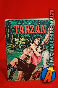 Tarzan: The Mark of the Red Hyena A Big Little Book from Whitman.