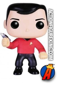 Funko Pop! TV STAR TREK Scotty figure number 83.