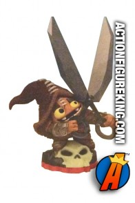Skylanders Trap Team first edition Short Cut figure from Activision.