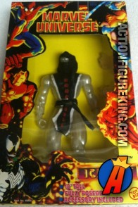 Articulated Marvel Universe 10-inch Iceman action figure from Toybiz.
