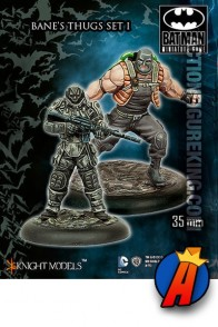 Knight Models 35mm BANE'S THUGS Miniature Metal Figure.