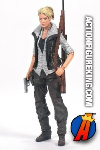 The Walking Dead TV Series 4 Andrea action figure from McFarlane Toys.