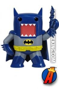 Funko Pop! Heroes Domo Batman vinyl bobblhead figure.