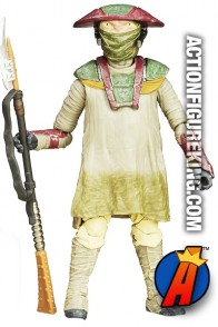 STAR WARS BLACK SERIES 6-Inch Scale Constable Zuvio Action Figure from HASBRO.