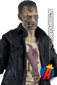 The Walking Dead TV Series 5 Merle Dixon Zombie action figure.