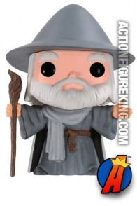 Funko Pop! Movies The Hobbit Gandalf vinyl bobblehead figure.