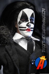 Fully articulated Series 5 Dressed to Kill The Catman (Peter Criss) action figure.