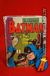 Batman: The Cheetah Caper A Big Little Book from Whitman.