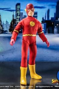 8-Inch retro-style Super Friends Flash action figure.