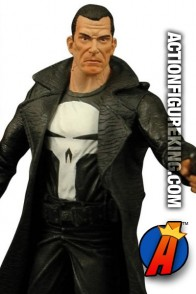 Marvel Select 7-inch scale Punisher action figure from Diamond.