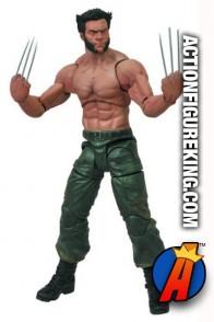 Marvel Select Wolverine 2 premium movie action figure from Diamond.