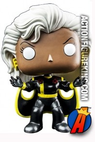 Funko Pop! Marvel Black Suited Variant STORM Figure.
