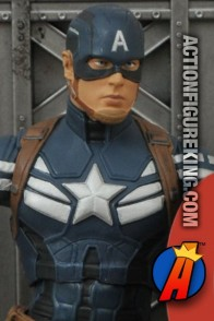 Marvel Select 7-inch Captain America 2 action figure from Diamond.