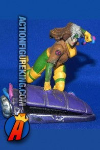 X-MEN ROGUE PVC figure from MARVEL COMICS.