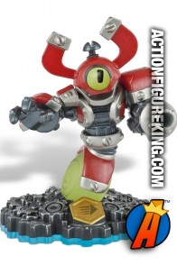 First edition Magna Charge figure from Skylanders Swap-Force.