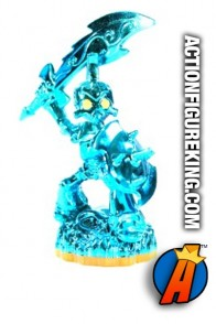 Skylanders Giants variant Metalllic Chop Chop figure from Activision.