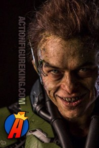 First photo of the new Green Goblin from the upcoming Spider-Man 2 revealed.