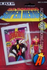 2-inch DC Comics Super-Heroes Die-Cast Metal Shazam! figure.