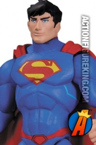 New 52 style Superman action figure based on the animated Justice League War movie.