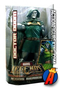 12-Inch Marvel Legends Dr. Doom from their short-lived Icons series.