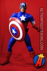 Marvel Avengers 12-Inch custom CAPTAIN AMERICA figure.