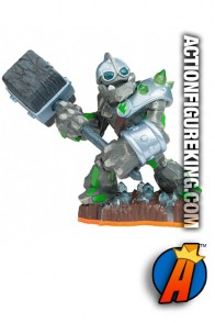 Skylanders Giants Crusher figure from Activision.